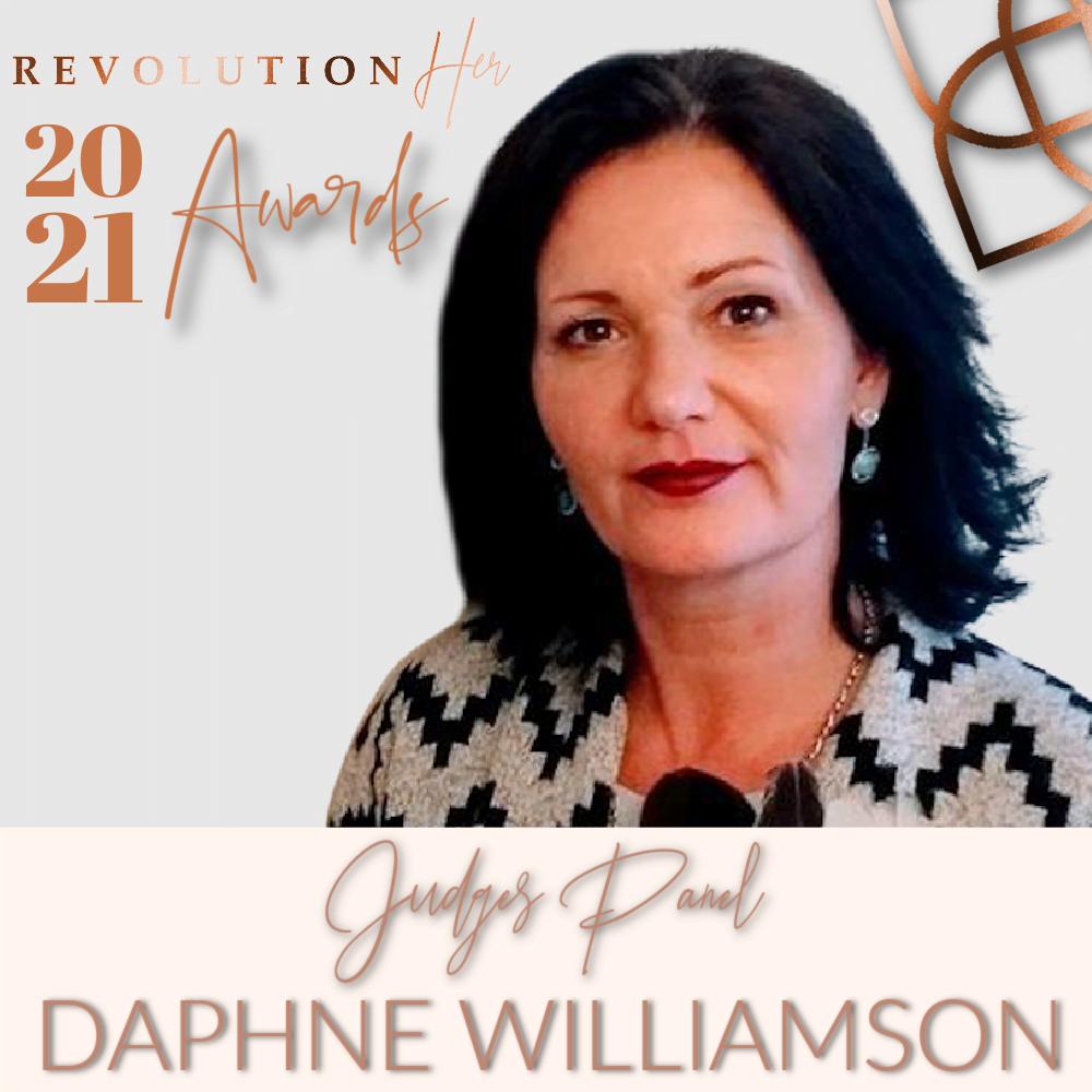 Daphne Williamson Metis elder