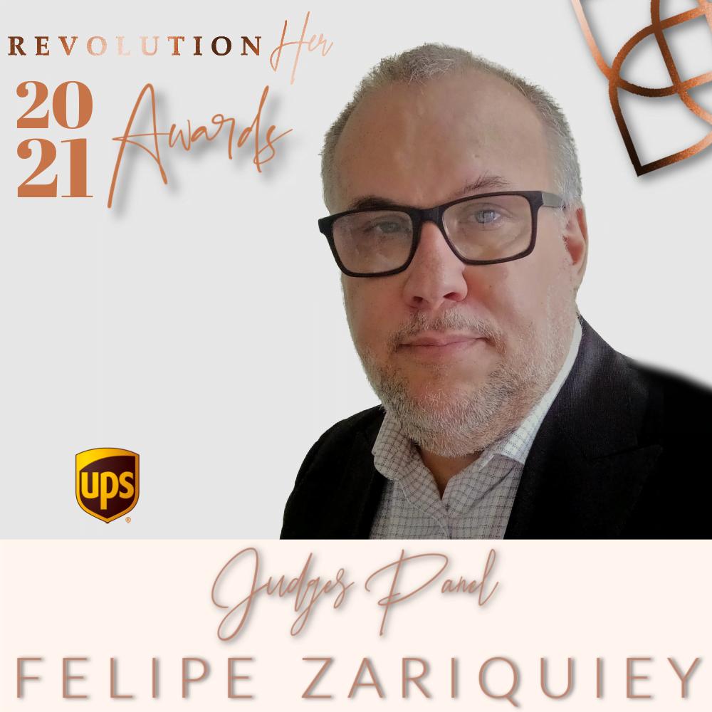 Felipe Zariquiey of UPS