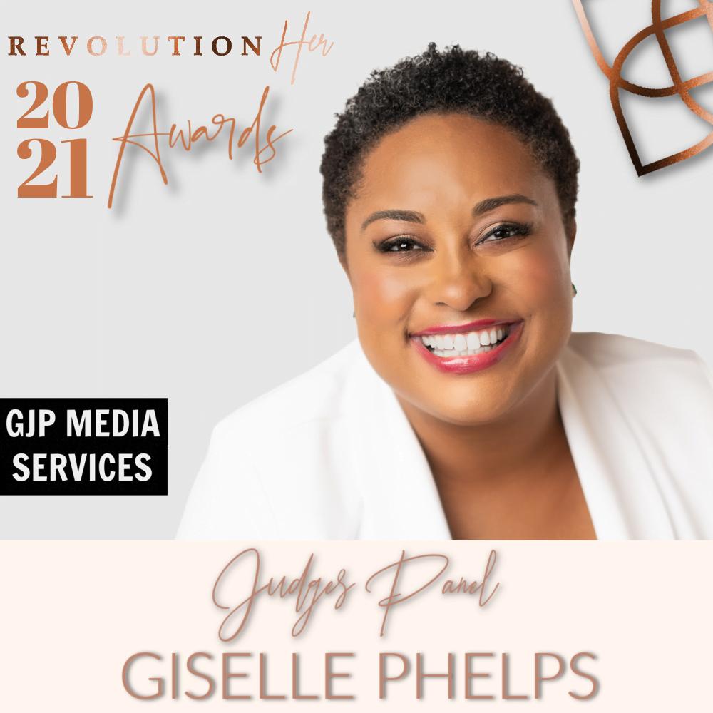 Giselle Phelps GJP Media