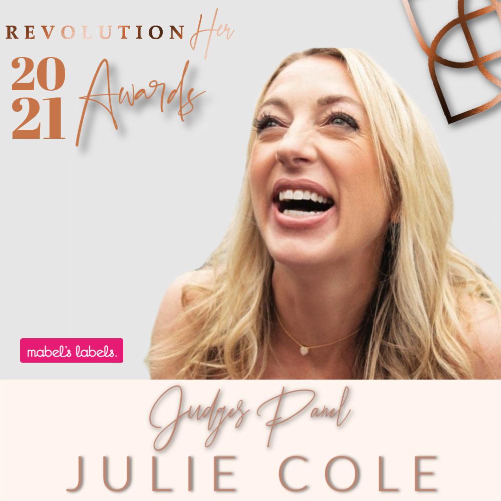 Julie Cole of Mabel's Labels