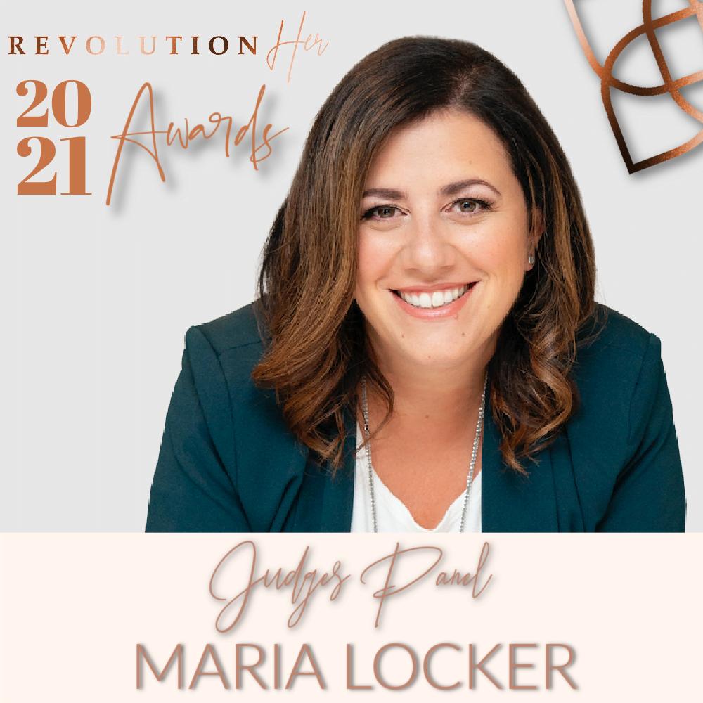 Maria Locker RevolutionHER Mompreneurs