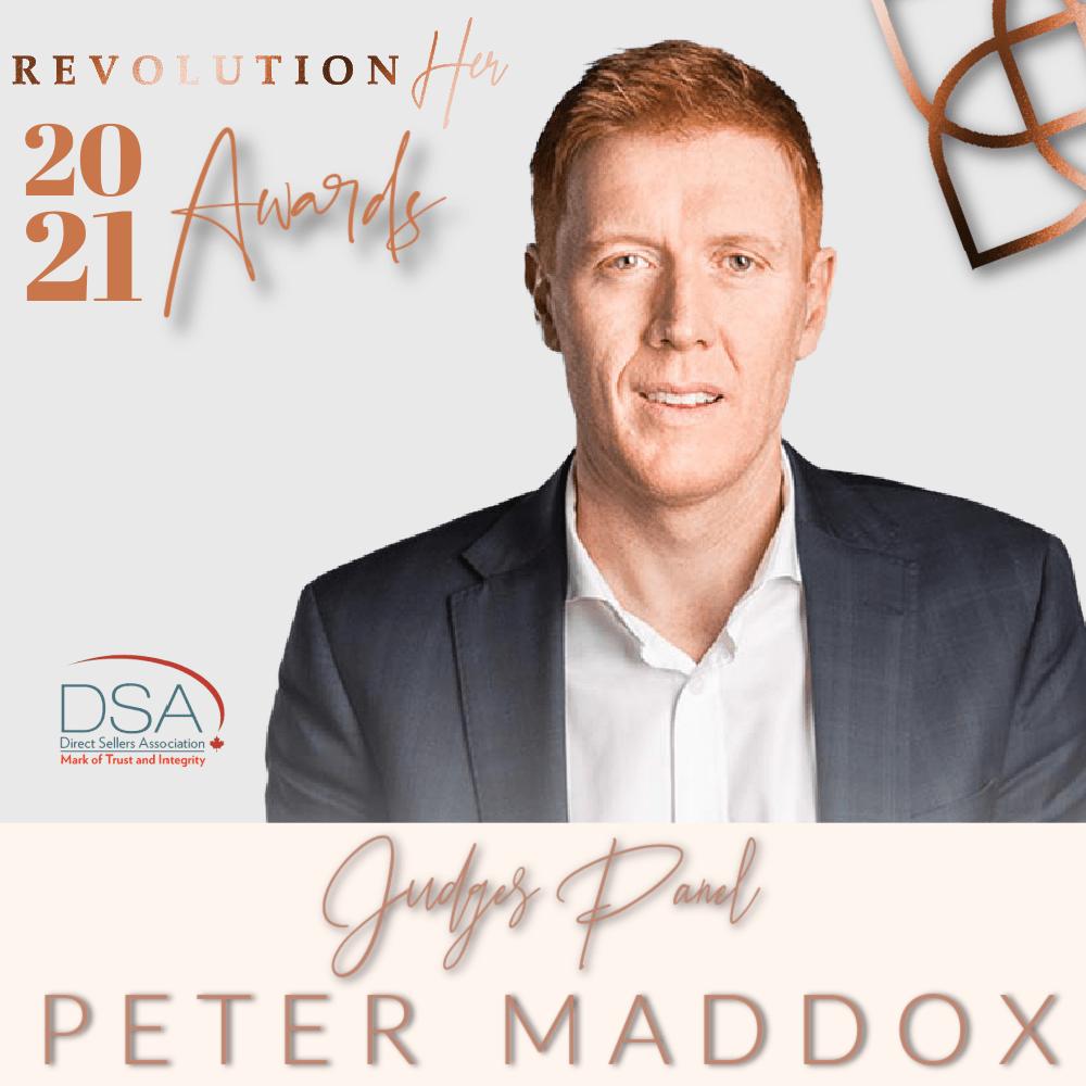 Peter Maddox DSA Canada