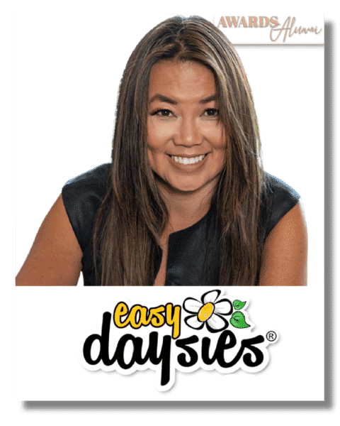 Elaine Tan Comeau Easy Daysies Mompreneur Awards