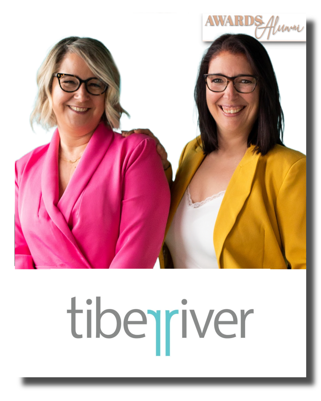 Michelle and Adriana of Tiber River