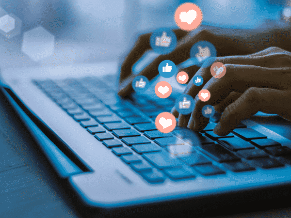 effective social media presence