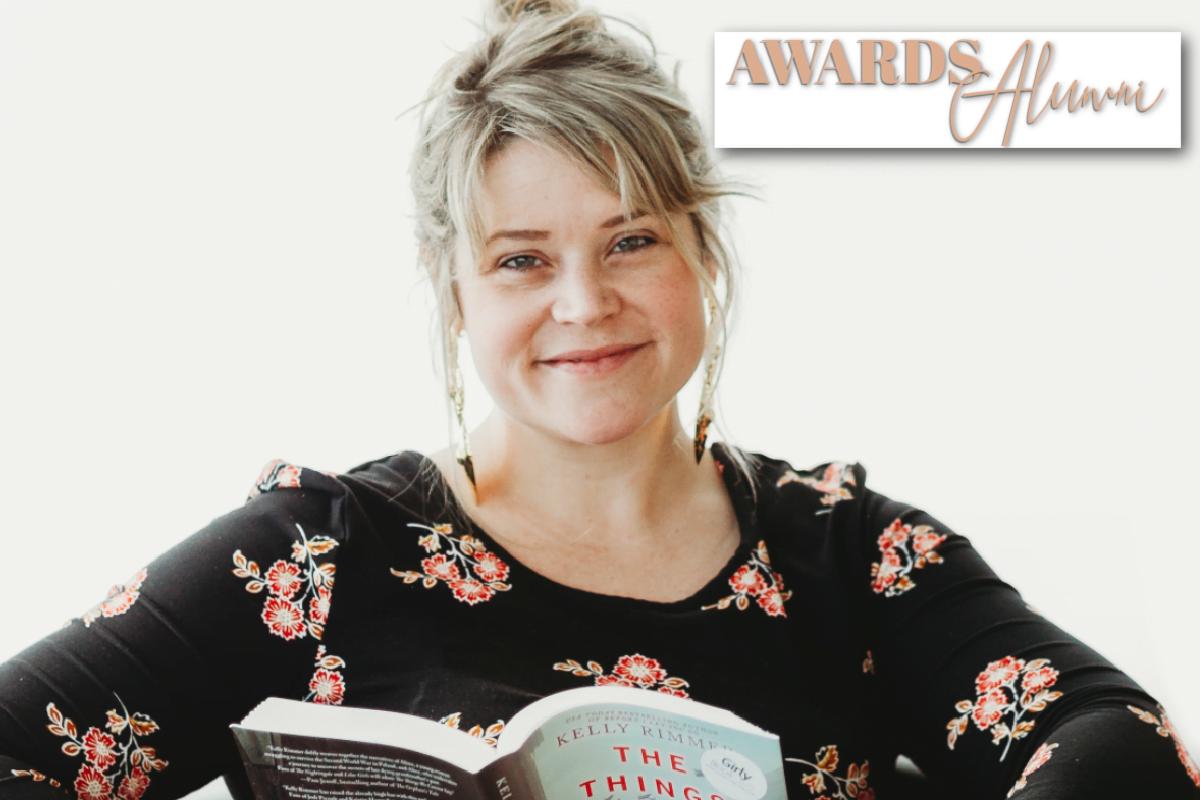 Erin Woodward The Girly Book Club