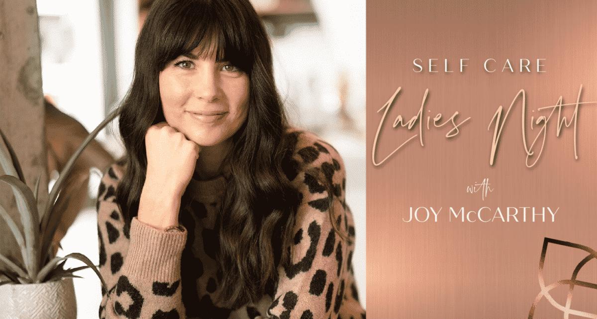 Joy McCarthy holistic nutritionist