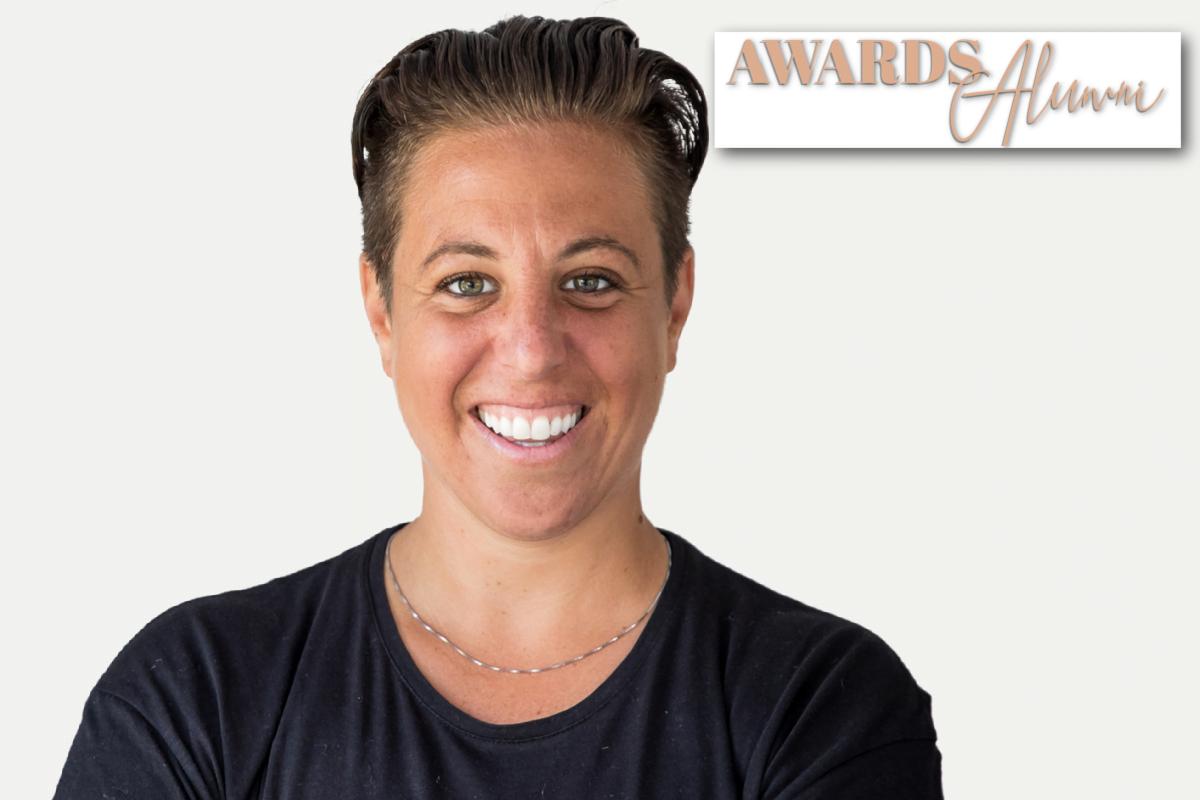 Justine Levenberg of Sportball Vancouver