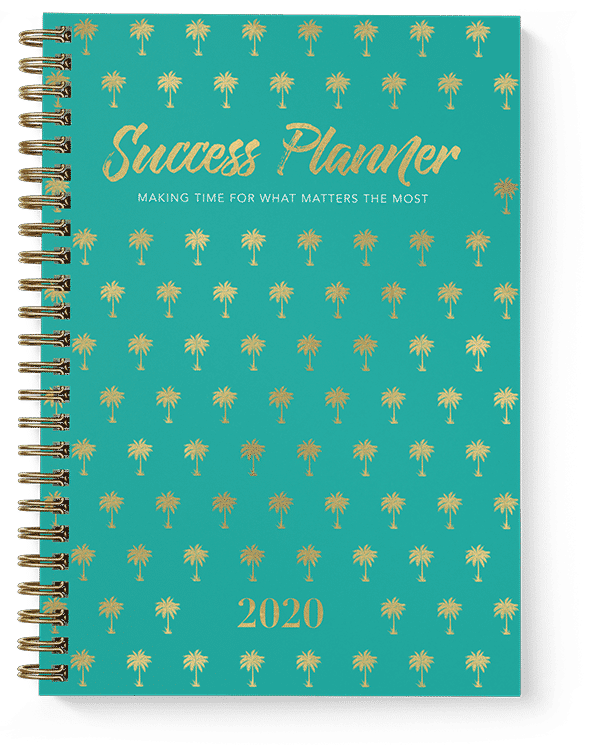 Karlyn Percil success planner