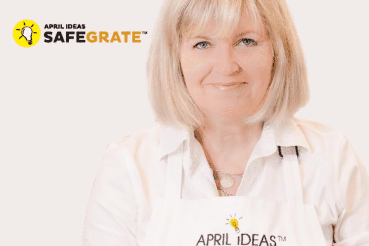 Lori Turk of April Ideas, Creator of SAFEGRATE™