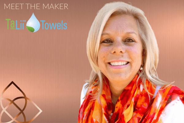 Lisa Iafrate of Talii Towels
