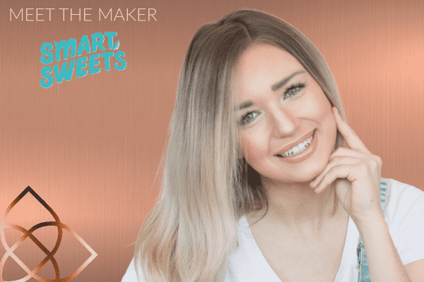 Smart Sweets founder Tara Bosch