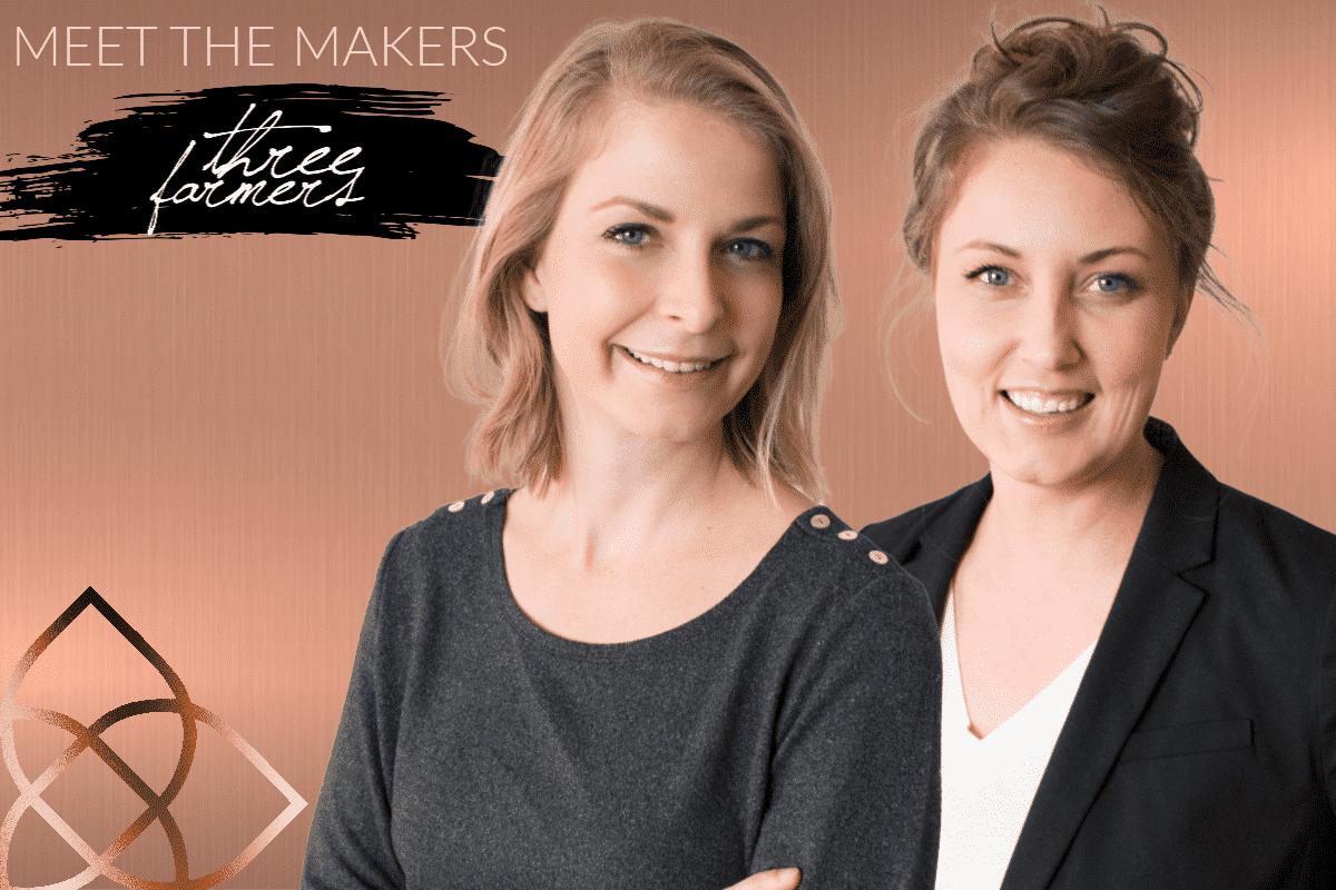 Three Farmers - Natasha and Elysia Vandenhurk