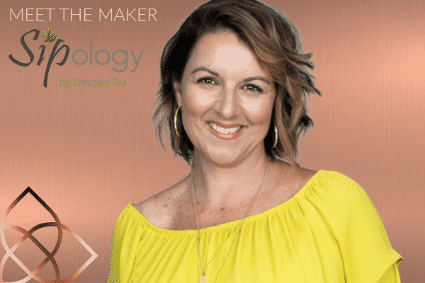 Tonia Jahshan - maker, Sipology by Steeped Tea