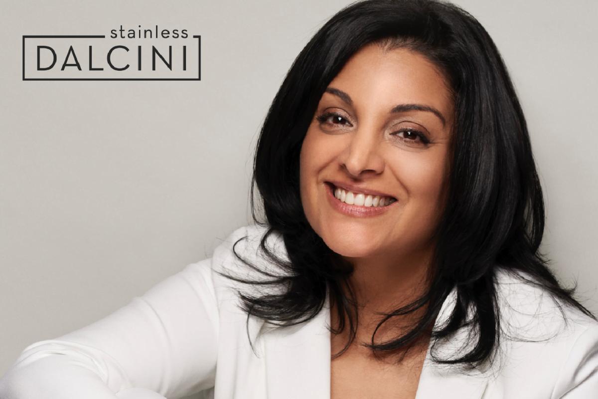 Nita Tandon founder of Dalcini Stainless