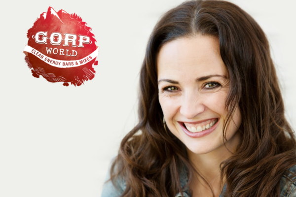 Collen Dyck of Gorp Clean Energy Bars
