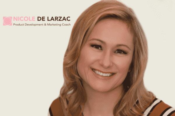 Nicole de Larzac product consulting