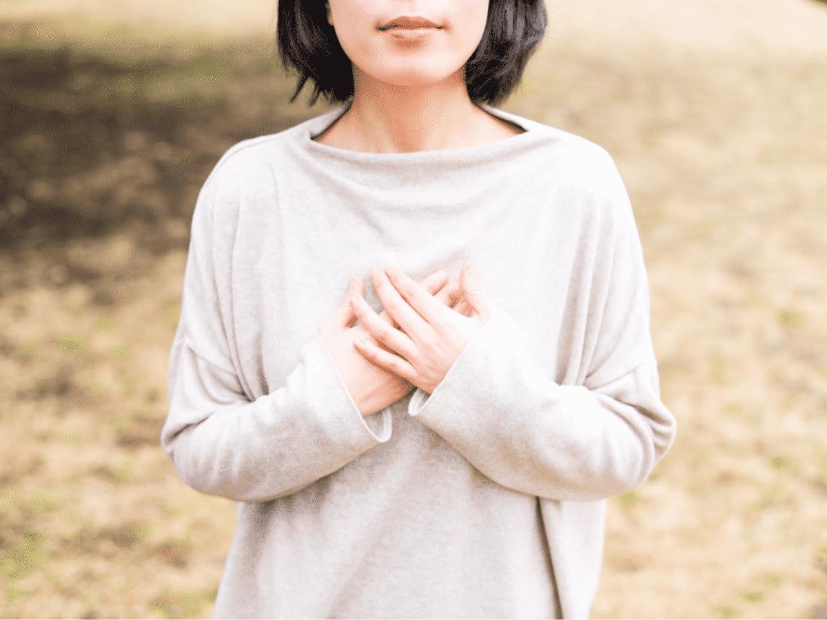 calming meditation for women