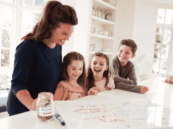 tips for busy families
