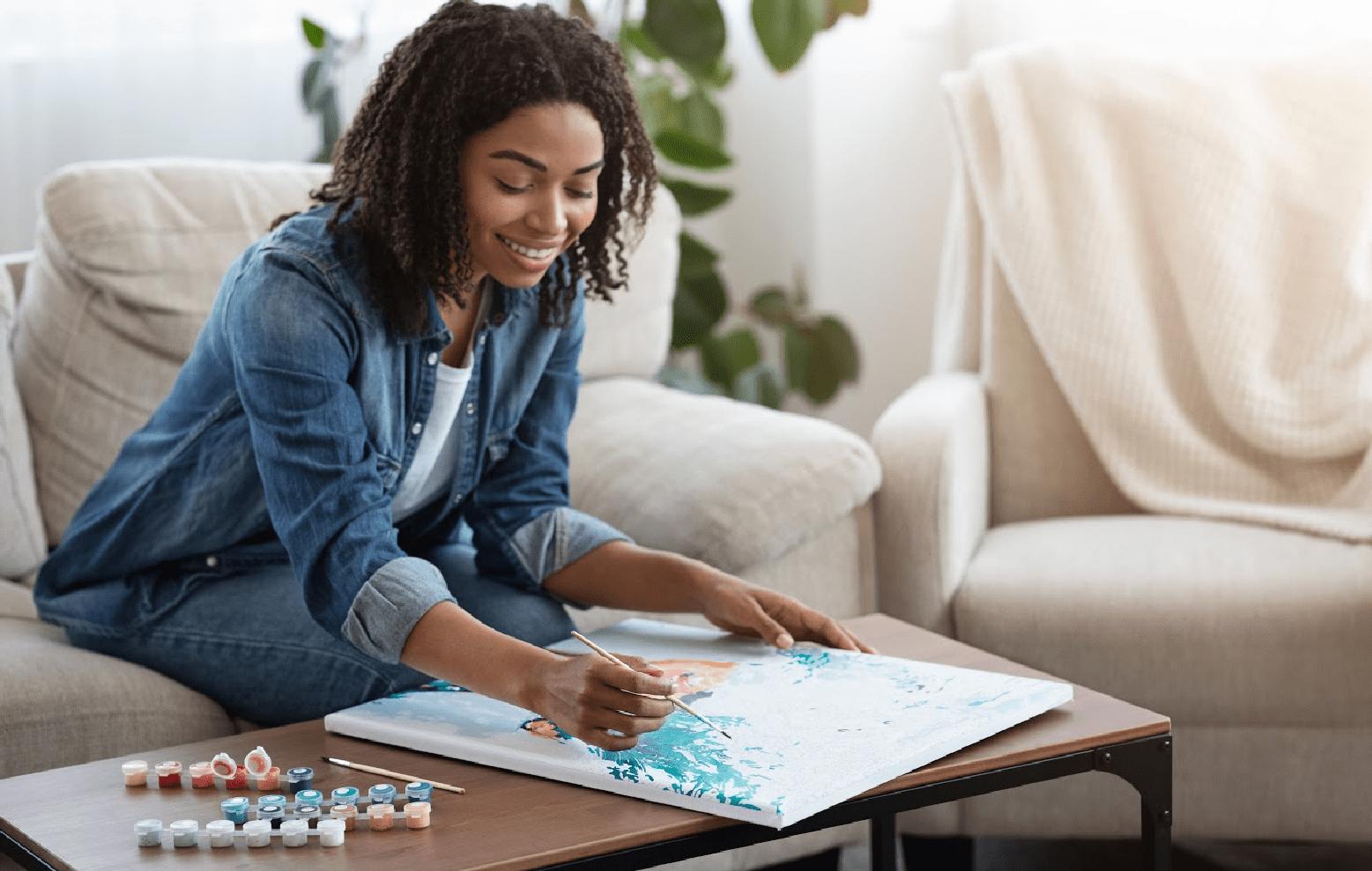 mental health and art