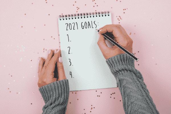 2021 goals for women