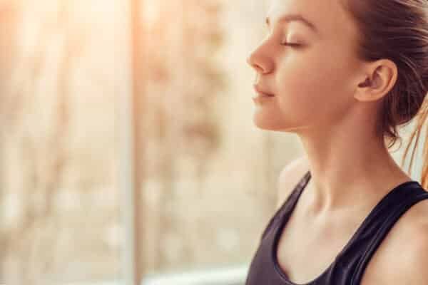 tips for a body scan to help with mindfulness