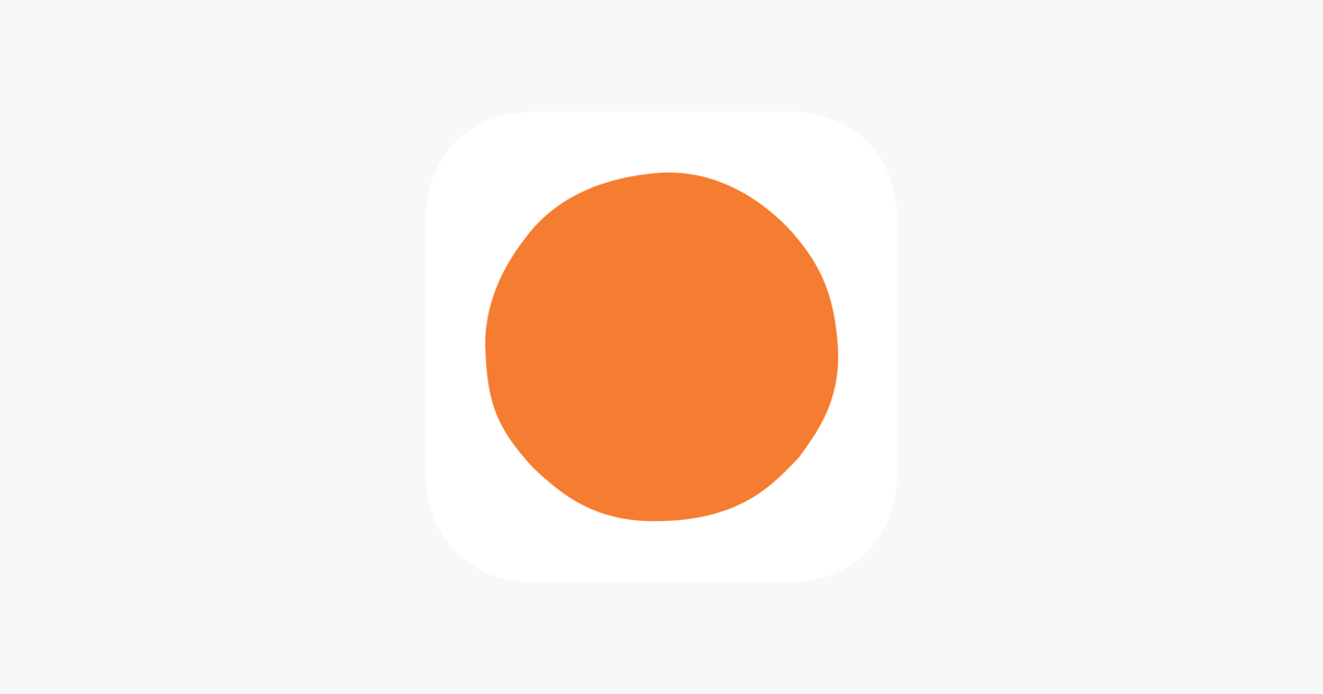 Headspace app for meditation