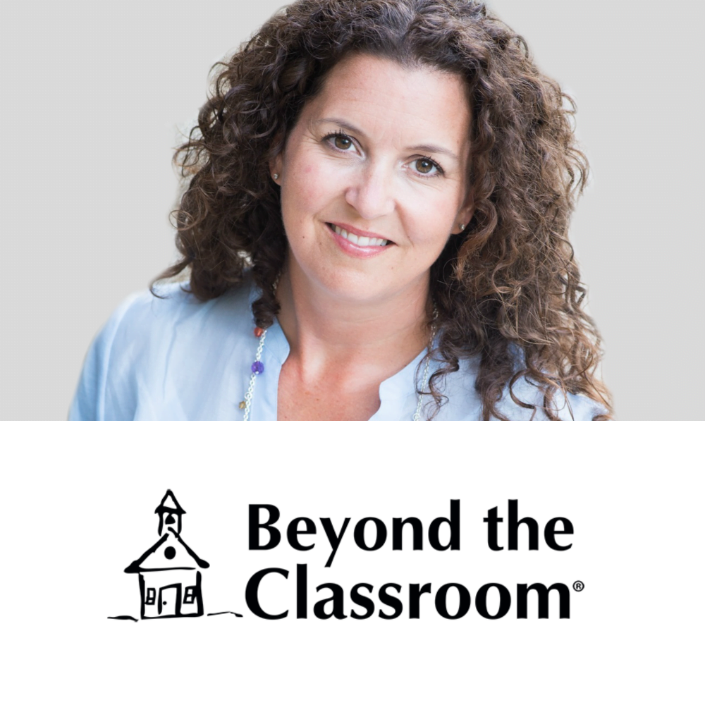 Cathy Thompson Beyond the Classroom