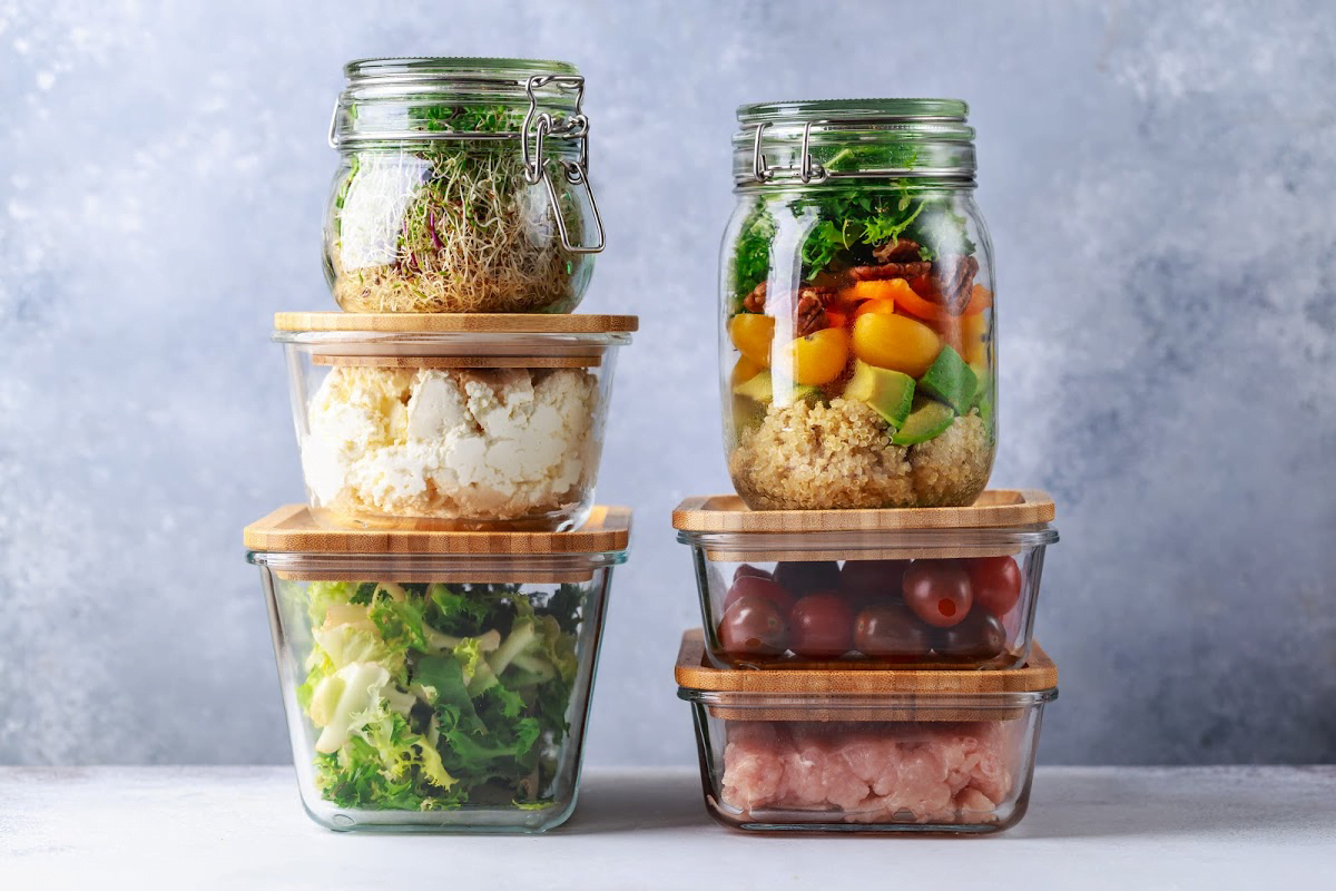 5 Meal Prep Tips to Save Time in the Kitchen