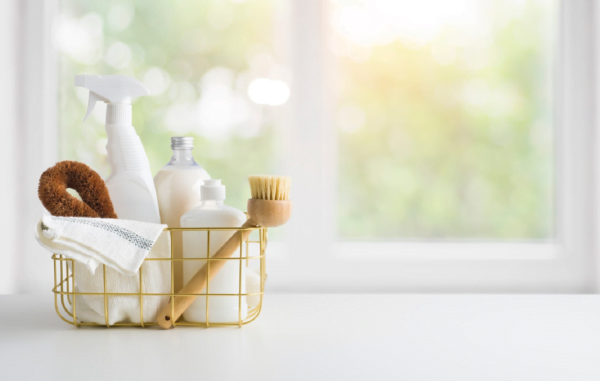 natural cleaning alternatives